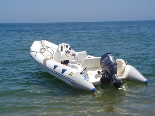 MOON 560 Sport Tourism Rigid Hull Inflatable Boats rhibs in punta del este