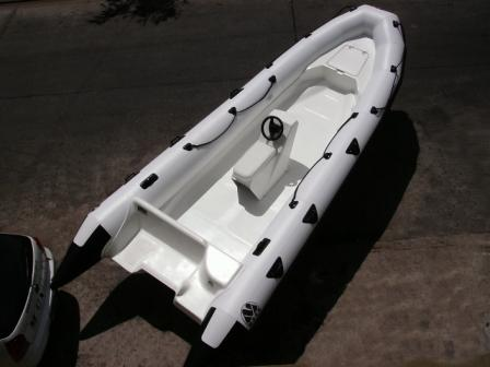 rib MOON 560 Heavy Duty military forces army, costguard, sail trainers, fishing, rescue, etc