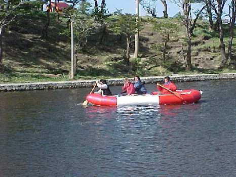 MOON inflatable rafts rafting floating rivers, fishing catarrafts, zodiac, dinghy tender boats Lunamar Boatyard