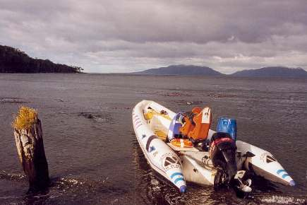 Diving and Fishing in Straits of Magallean Patagonia Adventure Tourism