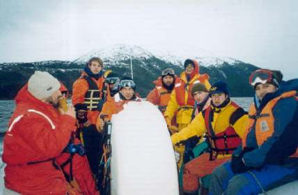 Expedition to Cape Horn Adventure Tourism Patagonia