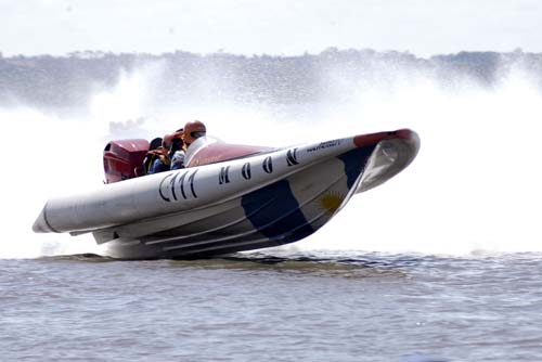 MOON semi rigid inflatable boats competition 2 lts. 870 off shore